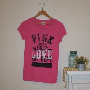 PINK Victoria's Secret Pink Love Top